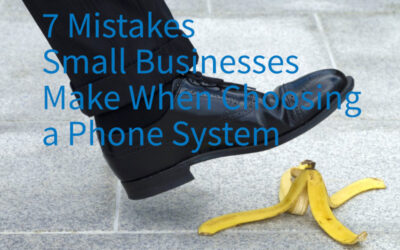 7 Mistakes: 1. Not Understanding the Technology